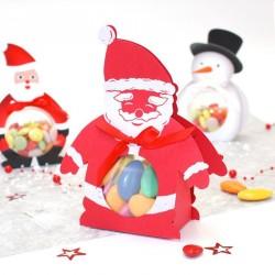 Ballotin à chocolat père Noël