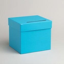 Urne de couleur turquoise