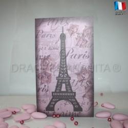 Menu thème Paris