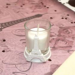 Bougie photophore Tour Eiffel