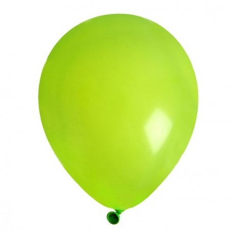 10 Ballons de baudruche noir