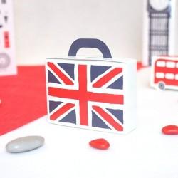Valise à dragées Londres