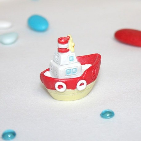 Céramique petit bateau