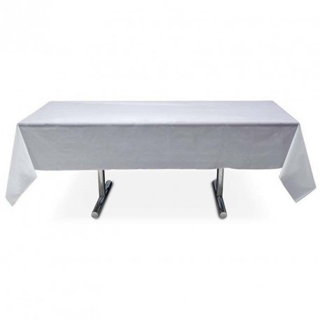 Nappe grise rectangle pas cher intissé 3 m x 1.5 m