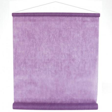 Tenture violet