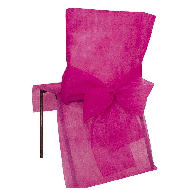 choisissez ces housses de chaises avec noeud pour votre mariage. Black Bedroom Furniture Sets. Home Design Ideas