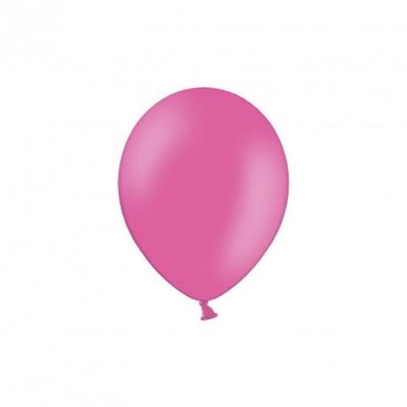 100 petits Ballons fuchsia 12 cm