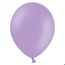 100 Ballons de baudruche lilas 27 cm