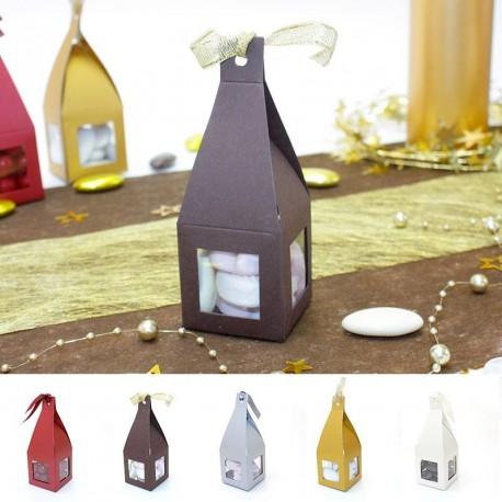 Boite Lanterne de Noël