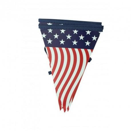 Confettis de table thème USA