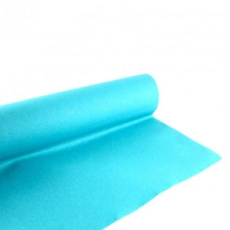 Nappe turquoise jetable pas cher 10 mètres