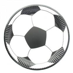 Assiette ballon de foot par 10