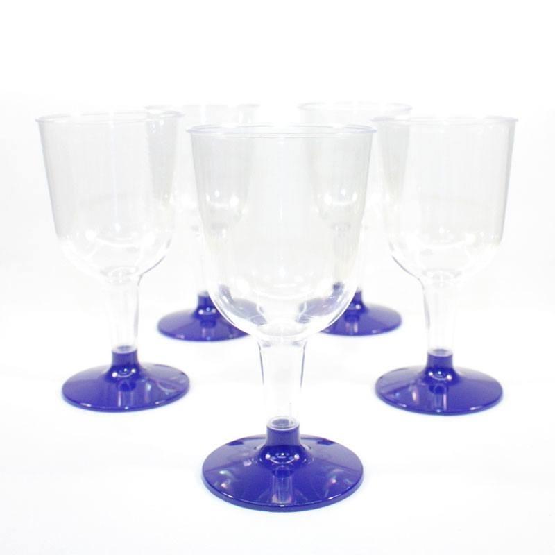 verres vin marine en plastique jetable drag es anahita. Black Bedroom Furniture Sets. Home Design Ideas