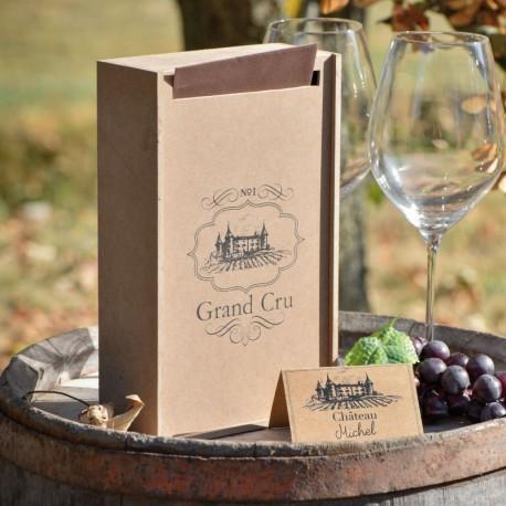 """Urne viticole """"Grand Cru"""" : une idée originale"""