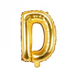 Ballon Lettre D Or 35cm