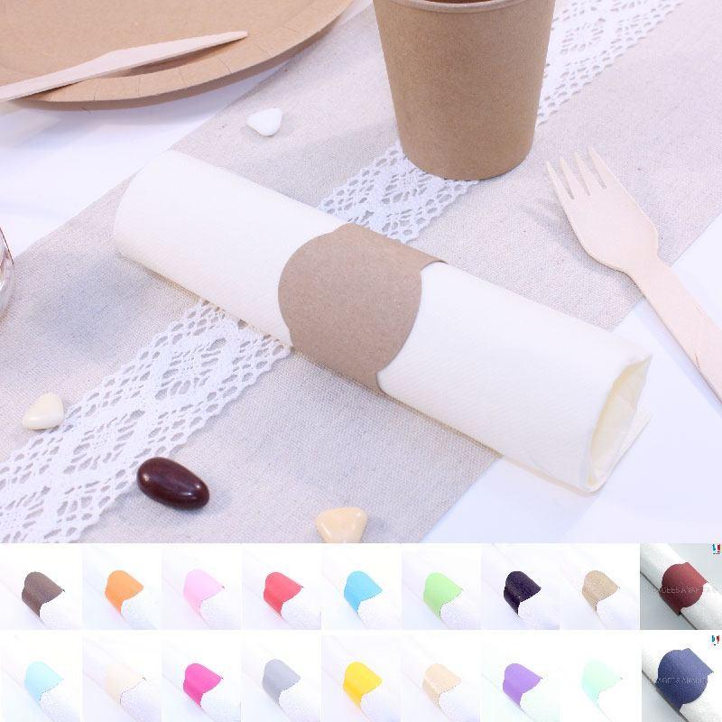 12 ronds de serviettes pas cher drag es anahita. Black Bedroom Furniture Sets. Home Design Ideas