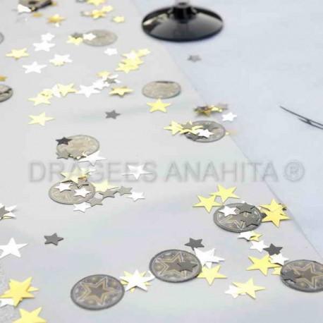 Confettis Hollywood