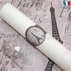 Rond de serviette Thème Paris