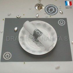 Set de table mariage Oriental