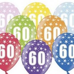Ballon Gonflable 60 ème Anniversaire