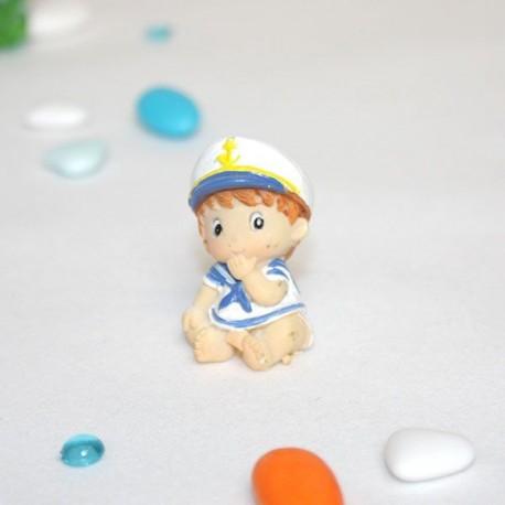 Céramique bébé marin