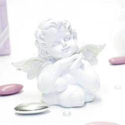 Ange en céramique grand modèle