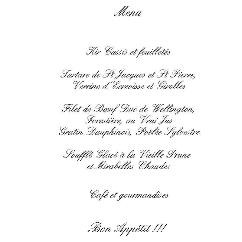 carte menu mariage th me colombe mariage theme colombe. Black Bedroom Furniture Sets. Home Design Ideas
